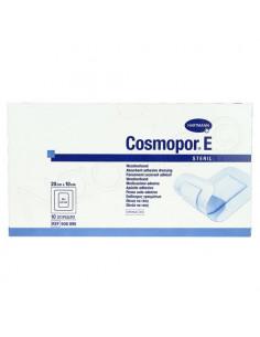 Cosmopor E Steril Pansement Couvrant Adhésif. Boite de 10 20x10cm