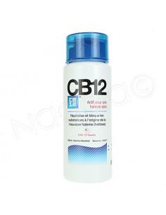 CB12 Bain bouche Actif Haleine Sûre effet 12h 500ml