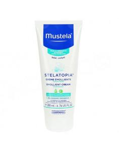 Mustela Stelatopia Crème Émolliente Texture Fluide 200 ml