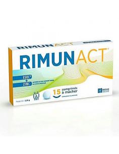 Rimunact. Comprimés à mâcher Boite 15 comprimés