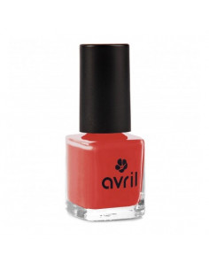 Avril Vernis à Ongles. 7ml Rouge rétro