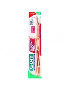 Gum Sunstar Brosse à Dents Technique Pro Soft/Souple 525. x1 Orange