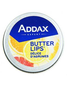 Addax Butter Lips. 8g Délice d'agrumes