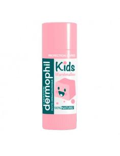 Dermophil Kids Stick à lèvres protection. 4g Marshmallow