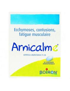 Arnicalme ecchymoses fatigue musculaire 40 comprimés orodispersibles