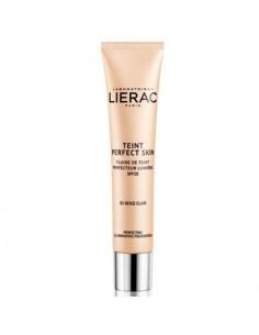 Lierac Teint Perfect Skin Fluide de Teint Perfecteur Lumière SPF20. 30ml Beige clair