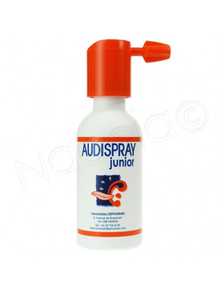AUDISPRAY Junior Hygiène de l'oreille. Spray 25ml