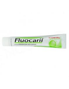 Fluocaril Bi-fluoré 250mg Menthe Tube