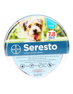 Seresto Collier Chiens x1