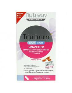 TRIOLINUM Ménopause JOUR/NUIT. Boîte de 120 capsules - ACL 4346959