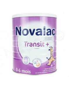 Novalac Transit Plus Aliment lacté. Boite 800g