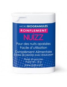 Nuizz Ronflement Micro Biogranules