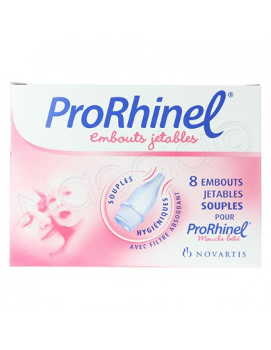 PRORHINEL Embouts Jetables Souples - ACL 4857393