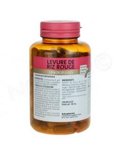Arkogélules Levure de Riz Rouge Cholestérol. Boite 150 gélules