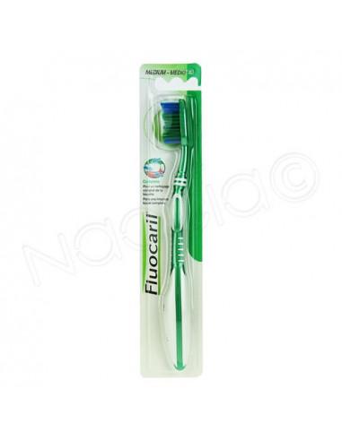 Fluocaril Complète brosse à dents Médium