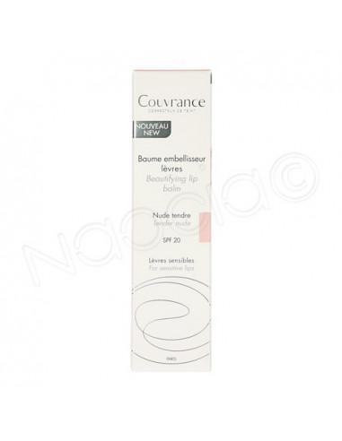Couvrance Baume embellisseur lèvres SPF20