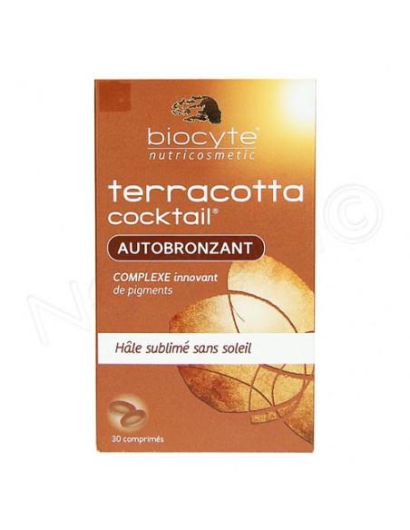 Biocyte Terracotta cocktail Autobzonant 30 comprimés