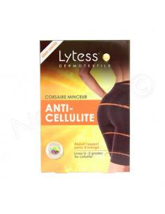 Lytess Corsaire minceur anti-cellulite noir
