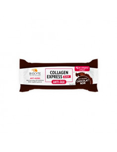 Biocyte Collagen Express Barre Anti-Âge Beauté de la Peau au chocolat