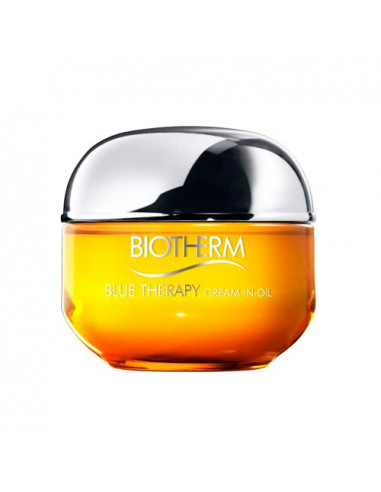 Biotherm Blue Therapy Cream-In-Oil Crème-Huile Nutritive Réparatrice anti-âge. 50ml -