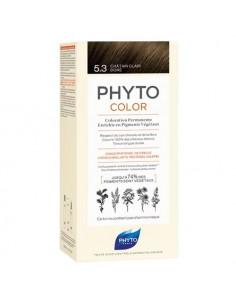 Phytocolor Coloration Permanente aux pigments végétaux. x1 kit
