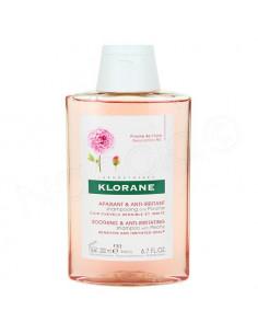 Klorane Shampooing à la Pivoine Apaisant & anti-irritant