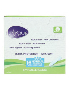 Unyque Ultra Protection 100% coton x16