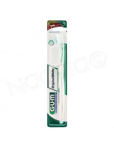 Gum Original White Sunstar Soft 561 brosse à dent Plus protection