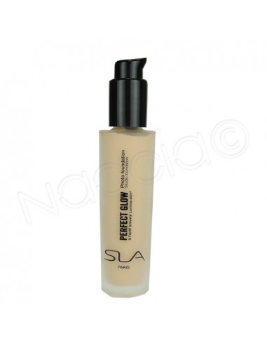 SLA Perfect Glow Photo Foundation 05 Beige Doré