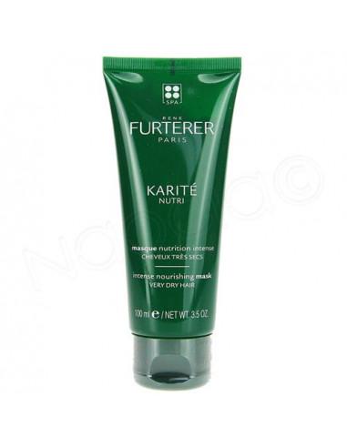 René Furterer Karité Nutri Masque Nutrition Intense Cheveux très secs