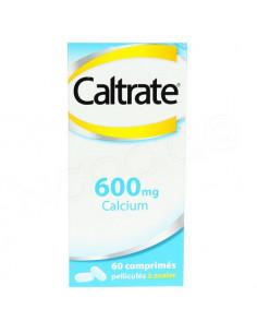 Caltrate 600 mg 60 comprimés