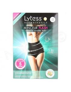 Lytess Minceur Flash Culotte Ventre Plat. Noir