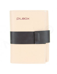 Pilbox Cardio Pilulier Semainier Modulaire. x1