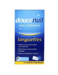 Douce Nuit Languettes Anti Ronflement