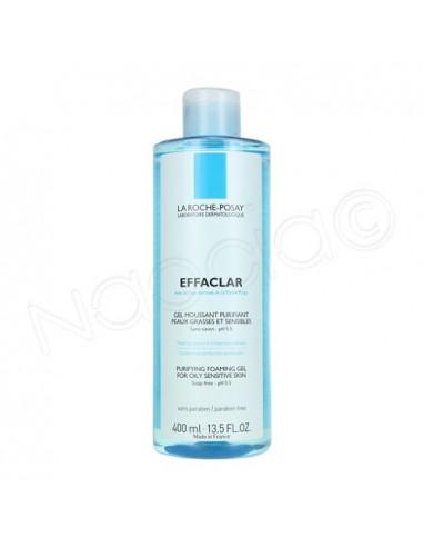 Effaclar Gel Moussant Purifiant sans savon - peau grasse