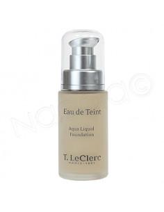 T.LeClerc Eau de Teint. Flacon pompe 30ml