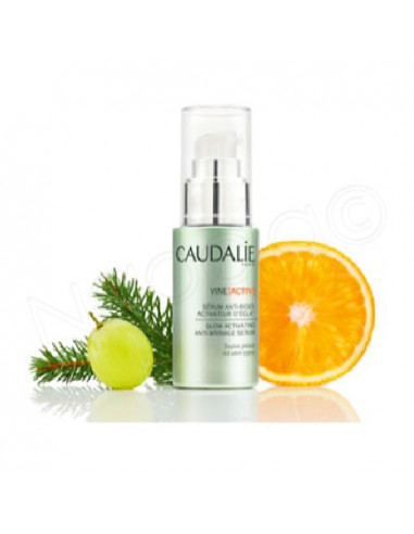 Caudalie VineActiv Sérum Anti-rides Activateur d'Eclat. 30ml