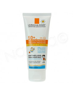 La Roche-Posay Anthelios Dermo-Pediatrics Lait solaire enfant SPF50Plus. Tube 100ml