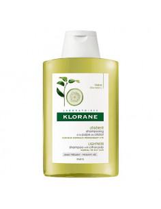 Klorane Shampooing à la pulpe de Cédrat. 400ml