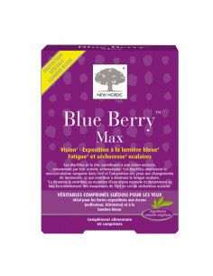 Blue Berry Max. 60 comprimés