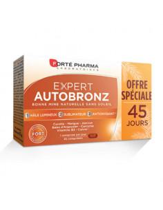 Forté Pharma Expert Autobronz. Offre spéciale 45 comprimés Forté Pharma - 1