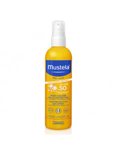 Mustela SPF50 spray Solaire Haute Protection. 200ml Mustela - 1