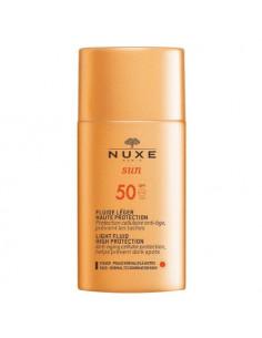 Nuxe Sun SPF50 Fluide Léger Haute Protection Visage. 50ml Nuxe - 1