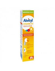 Alvityl Vitamine D3 400UI...