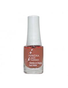 Innoxa Haute Tolérance Vernis à ongles brun rosée 302 Flacon 4,8ml Innoxa - 1