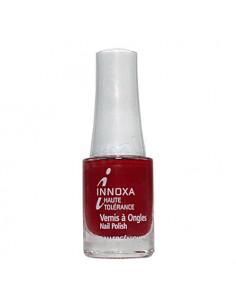 Innoxa Haute Tolérance Vernis à ongles rouge opéra 402 Flacon 4,8ml Innoxa - 1
