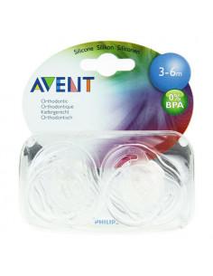 AVENT Sucette sans BPA...