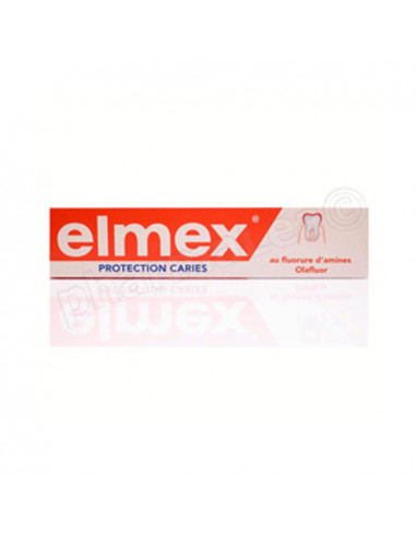 Elmex Dentifrice Protection Caries