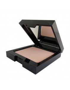 SLA Poudre Compacte Etape 4 Poudrier 10g avec miroir + houppette 06 Beige rosé Sla Serge Louis Alvarez - 1