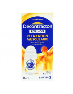 Décontractoll Roll On Relaxation Musculaire. 50ml